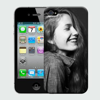 Создать чехол для iPhone 4/4s