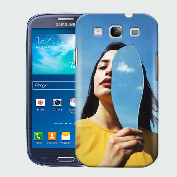 создать чехол для Samsung S3 на заказ с фото заказать чехол