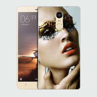 Создать чехол для Xiaomi RedMi Note 4