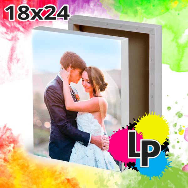 Создать холст 18x24 со своим фото или дизайном от lastprint.ru