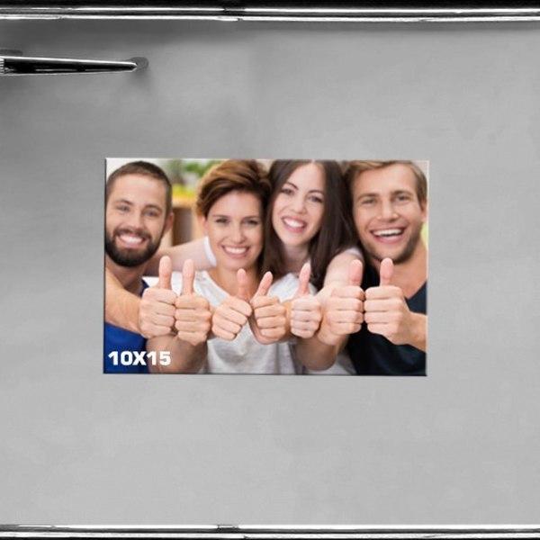 Создать фотомагнит фото 10x15