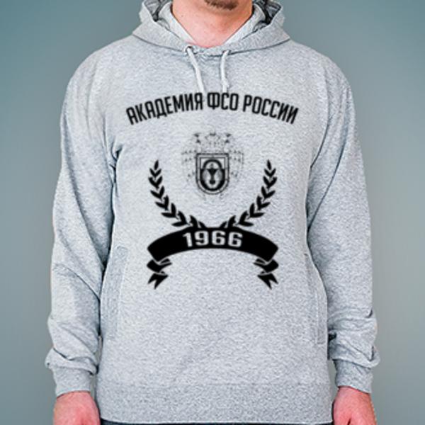 Толстовка с логотипом Академия Федеральной службы охраны РФ (Академия ФСО России)