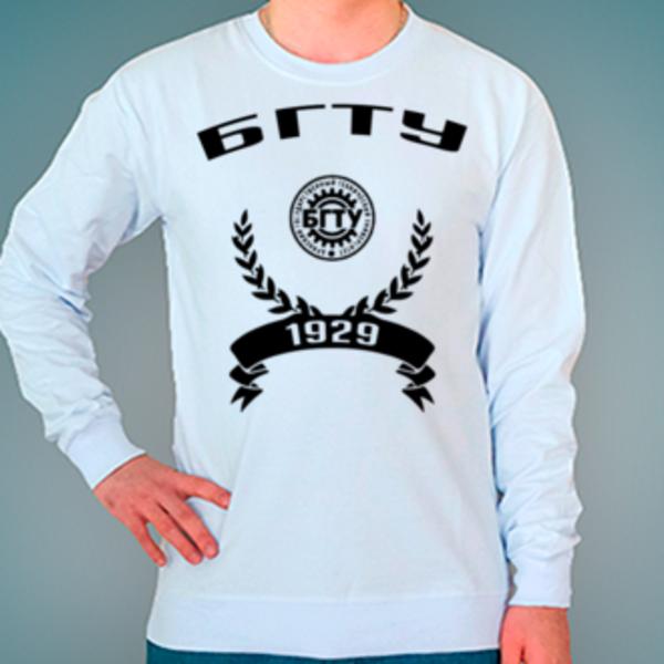 Свитшот с логотипом Брянский государственный технический университет (БГТУ)