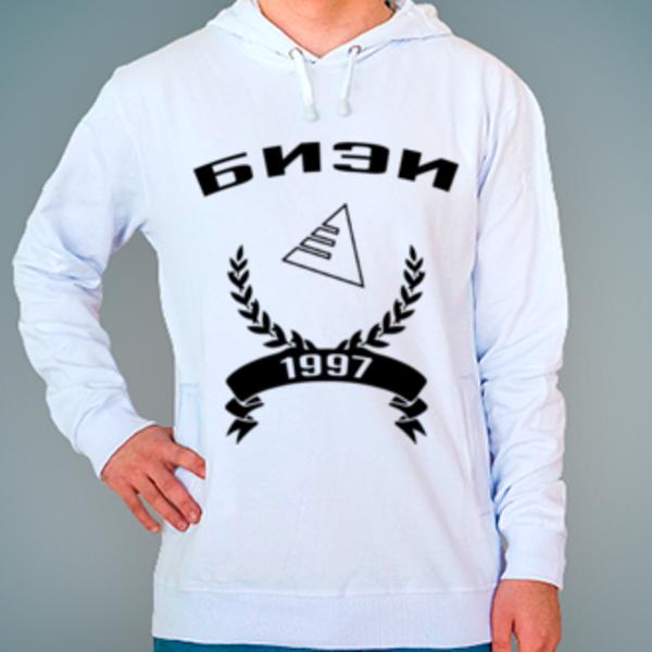 Толстовка с логотипом Белгородский инженерно-экономический институт (БИЭИ)