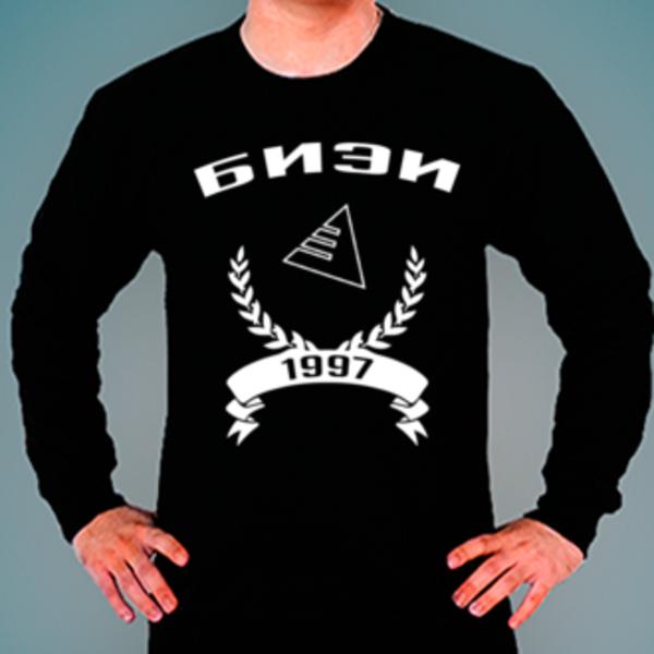 Свитшот с логотипом Белгородский инженерно-экономический институт (БИЭИ)