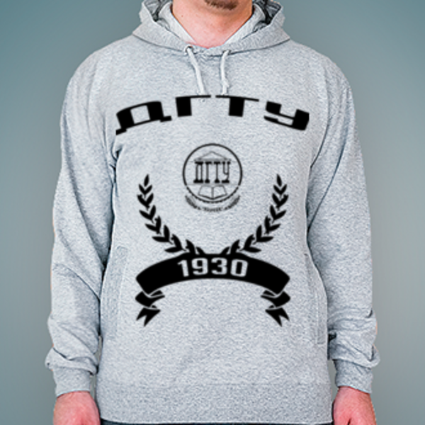 Толстовка с логотипом Донской государственный технический университет (ДГТУ)