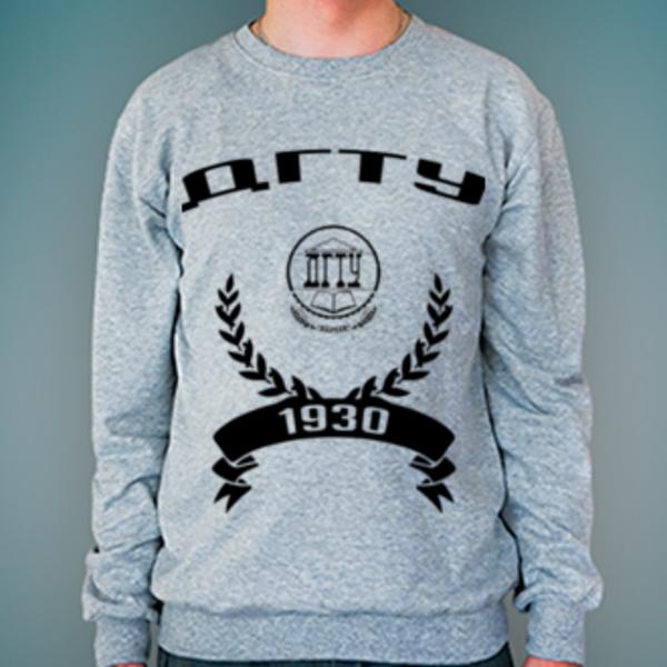 Свитшот с логотипом Донской государственный технический университет (ДГТУ)