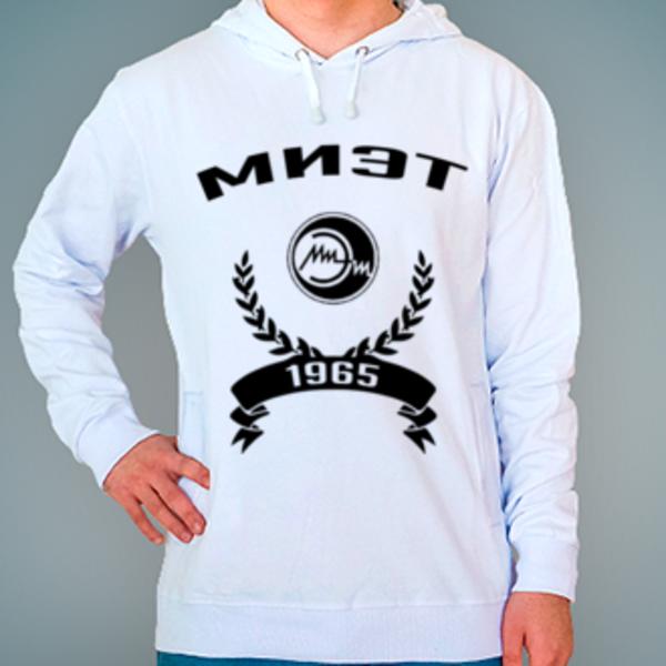 Толстовка с логотипом Национальный исследовательский университет «Московский институт электронной техники» (МИЭТ)