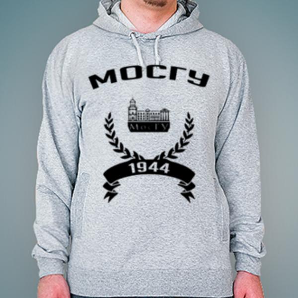 Толстовка с логотипом Московский гуманитарный университет (МосГу)