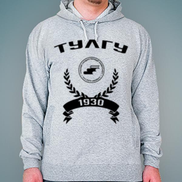 Толстовка с логотипом Тульский государственный университет (ТулГУ)