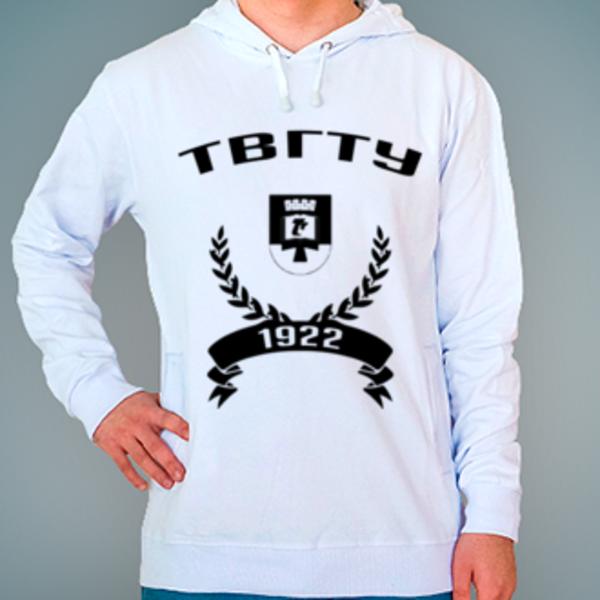 Толстовка с логотипом Тверской государственный технический университет (ТвГТУ)