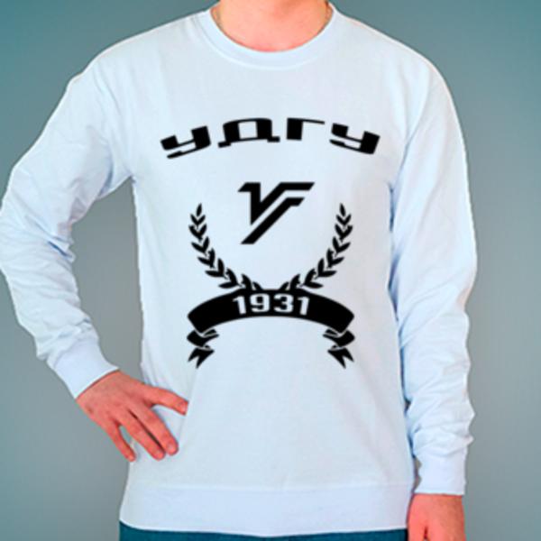 Свитшот с логотипом Удмуртский государственный университет (УдГУ)