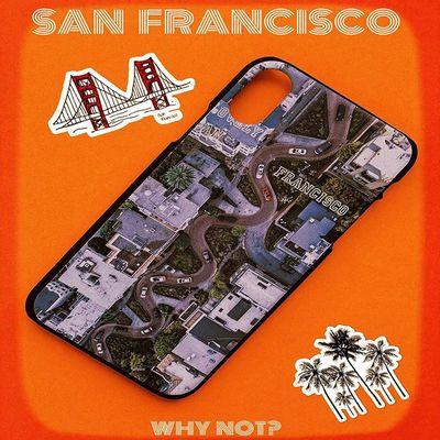 ⠀⠀ ⠀ ⠀ ⠀ ⠀ ⠀ ⠀ 𝗦𝗔𝗡 𝗙𝗥𝗔𝗡𝗖𝗜𝗦𝗖𝗢?🤩 ⠀ ⠀ ⠀ ⠀ ⠀ ⠀ ⠀ ⠀ ⠀ 𝗪𝗛𝗬 𝗡𝗢𝗧?😏 ⠀ ⠀⠀ Если ты не летишь в SAN FRANCISCO( из-за сами знаете чего 🦠), то твой чехол с SAN FRANCISCO приедет к тебе нашим курьером 🏃🏻 ⠀ ⠀ ⠀ ⠀ ⠀ ⠀ ⠀ ⠀ Всё просто 😎🌴