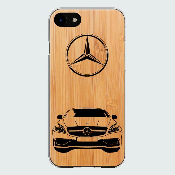 Деревянный чехол Mercedes Benz CLA 200
