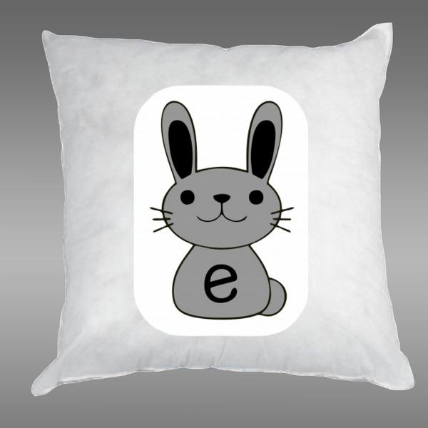 Картинки подушки зайцы