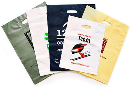 Эффективный способ рекламы – печать на пакетах