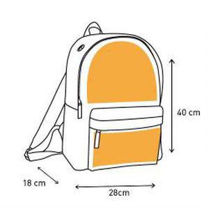 именной рюкзак с надписью